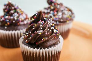 Brown Cupcakes ♥