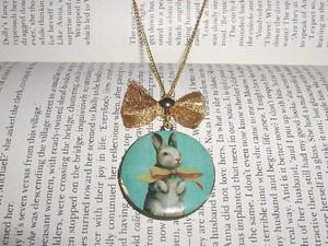 Bunny locket