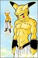 Dragon Ball Z achtergrond with anime entitled Buukachu