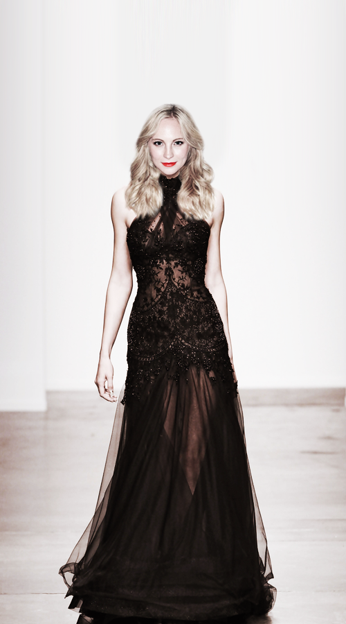 Candice Accola - The Vampire Diaries Season 5