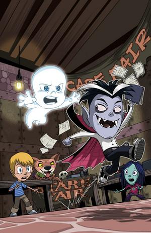 Casper's Scare School issue 2