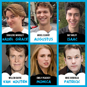 Cast of The Fault In Our Stars