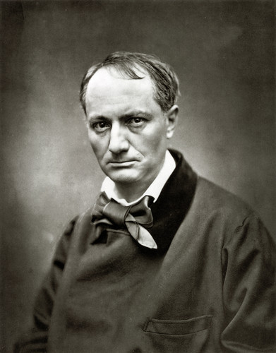 Poets & Writers wallpaper called Charles Baudelaire