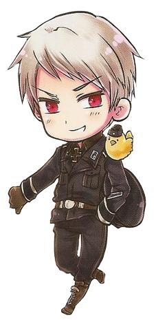 chibi Prussia!