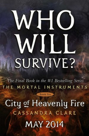 City Of Heavenly Fire♥