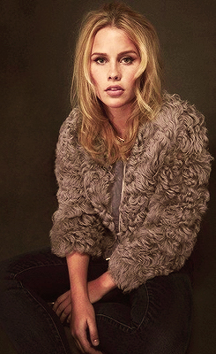 Claire Holt for Who What Wear.