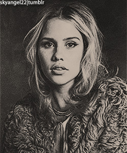 Claire Holt for WhoWhatWear