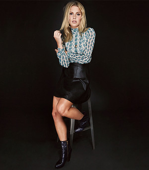 Claire Holt for whowhatwear.com