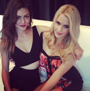 Claire and Phoebe