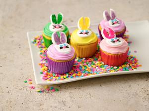 Colourful cupcake ♥