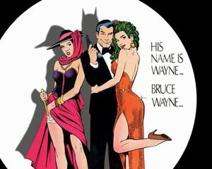 Comix B.Wayne