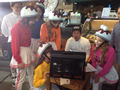 Crayon Pop Caffe Bene CF filming - crayon-pop photo
