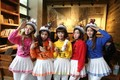 Crayon Pop MV shooting for Caffe Bene's new menu song - crayon-pop photo