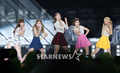 Crayon Pop performing Gangnam Style at the Hallyu Dream Concert 2013  - crayon-pop photo