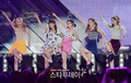 Crayon Pop performing the Wonder Girls 'Tell Me' at the Hallyu Dream Concert 2013 - crayon-pop photo