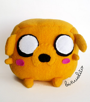 Cute Jake Plushie