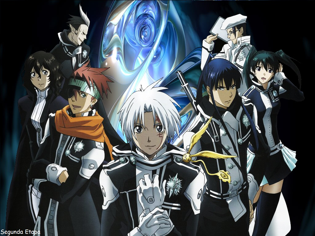 Anime loverz images d gray man☠ hd wallpaper and background photos