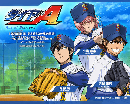 Ace Of Diamond Wallpaper: Daiya No Ace (Ace Of Diamond) Images Daiya No Ace HD