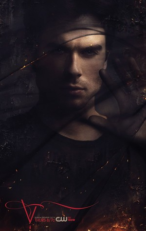 Damon Salvatore The Vampire Diaries- Season 5