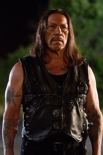Machete kertas dinding entitled Danny Trejo as Machete