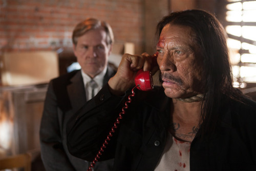 Machete پیپر وال entitled Danny Trejo as Machete
