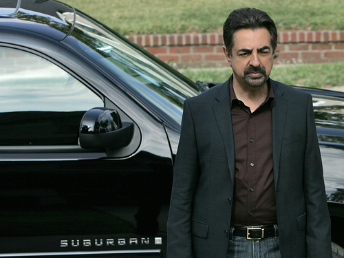 Criminal Minds wallpaper with a business suit called David Rossi