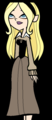 Dawn as Princess Aurora/Briar Rose - total-drama-island fan art