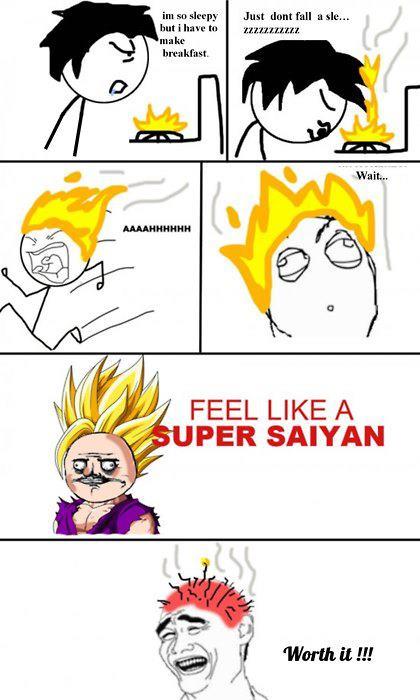 Dragon Ball Z Funny Meme : Pokemon dbz memes images