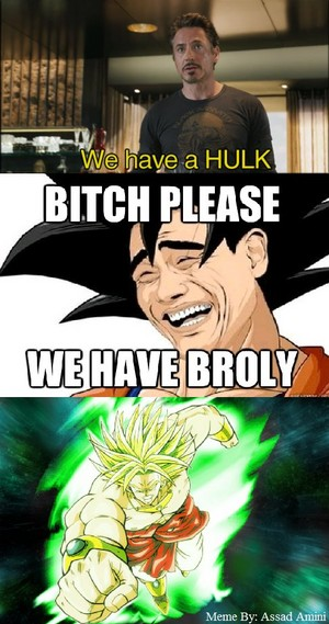 Dbz meme