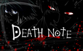 Death Note - anime wallpaper