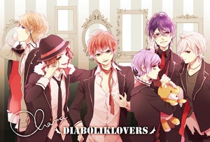 DIABOLIK LOVERS(ディアボリック ラヴァーズ)