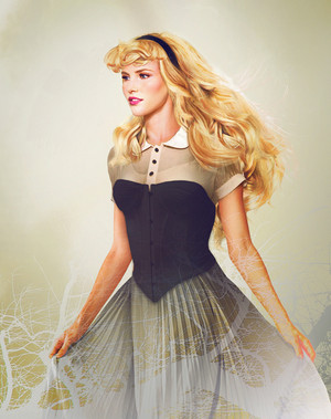 "Princess Aurora from Sleeping Beauty in ""Real Life"""
