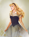 Princess Aurora from Sleeping Beauty in