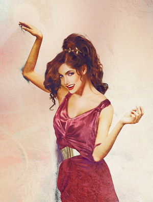 Megara from Hercules in Real Life