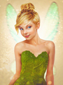 Tinker Bell from Peter Pan in Real Life