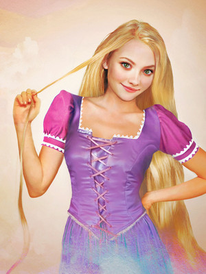 Rapunzel from Tangled in Real Life