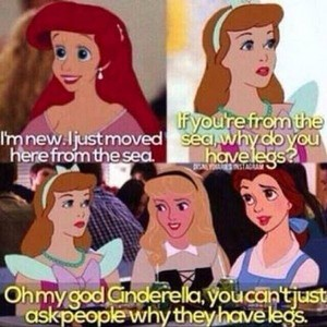 Disney Mean Girls