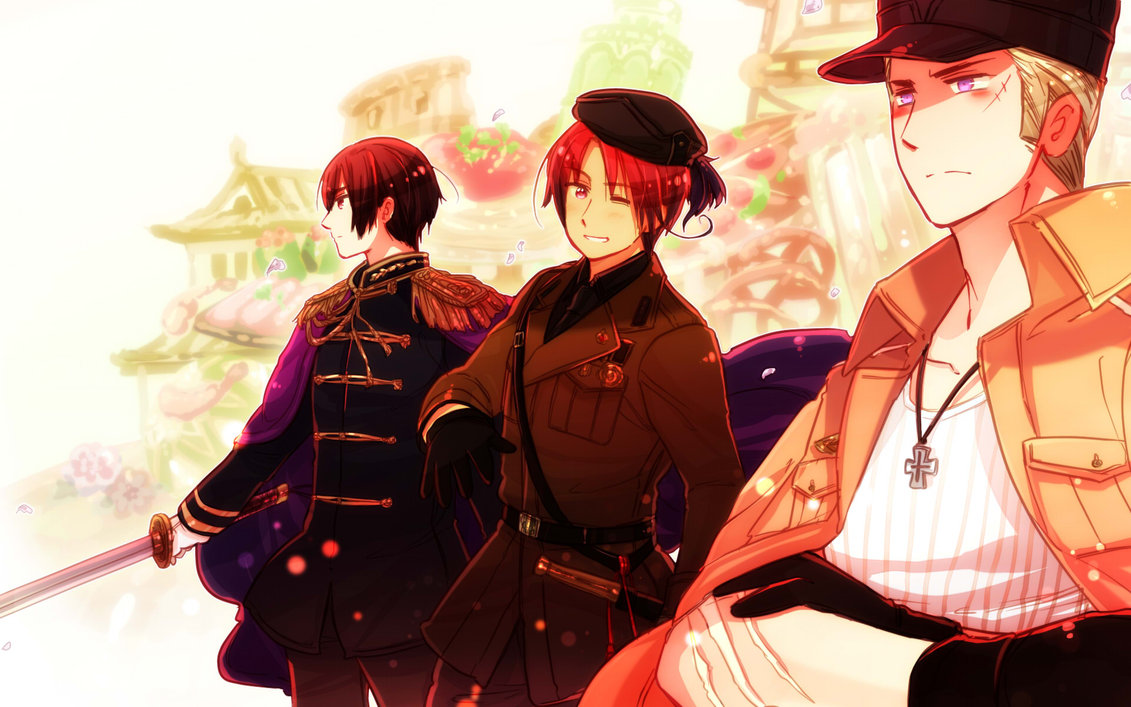 Hetalia: Germany images Doitsu! HD wallpaper and ...