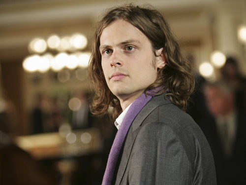 Dr. Spencer Reid wallpaper entitled Dr. Spencer Reid