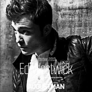 ED WESTWICK for AUGUST MAN MAGAZINE PHOTOSHOOT