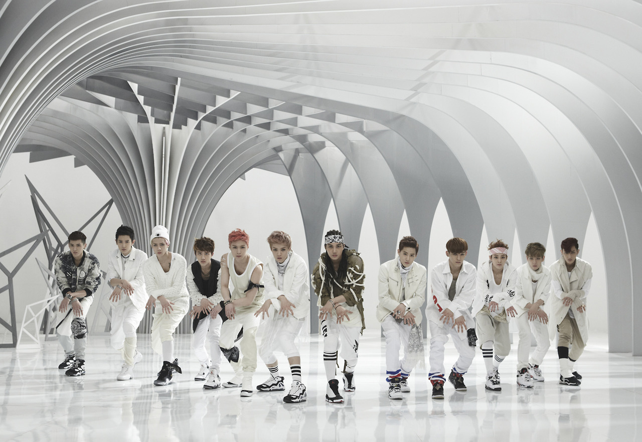 Exo M Images Exo Wolf Hd Wallpaper And Background Photos 35721774