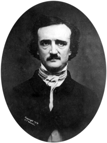 Poets & Writers wallpaper containing a fedora entitled Edgar Allan Poe
