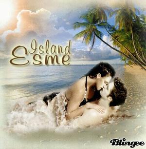 Edward & Bella (Isle Esme)