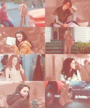 Edward and Bella ♚
