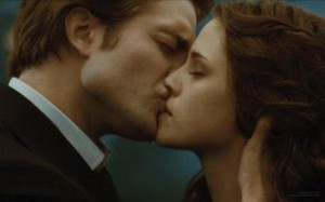 Edward and Bella's kisses