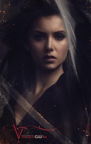 Elena Gilbert The Vampire Diaries- Season 5
