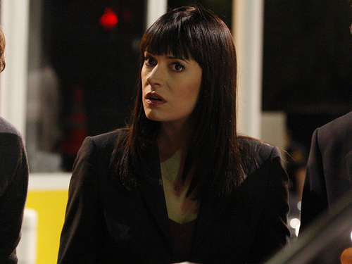 Emily Prentiss 壁纸 with a business suit called Emily Prentiss