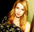 Emma Roberts - haleydewit photo