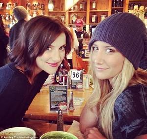 Emma and Ashley