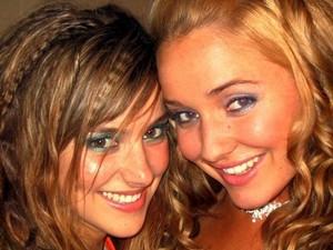 Emma and Katrina